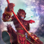 Wukong- League of Legends by Rooshie