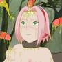 Sakura Tentacle Fun by EnzimePictures