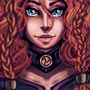 I am Merida, Queen of Clan Dunbroch! by pandatails