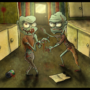 Zombie friends by AnnasArt