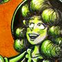 Pumpkin Inktober 2015 - Day 10 by GirlGregg