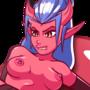 Devil Gal does it herself by LutzBay