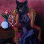 Lady Fate by AlouyMartinez