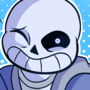 SANS, DUDE! by AnthRamen