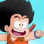 Goku and His Flying Nimbus by eagletoons
