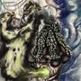 Death's Monster (Grimataur) by GioJayEvanglista