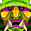 Donatello demon mask