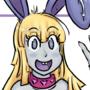 Bunny Girl Yaaa by TheRailz