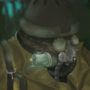 Pos-Apocalyptic Soldier by NewPie