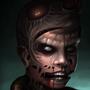 Zombie freshman by Jawsky