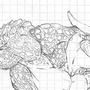 Fallen (lineart, better quality) by PkBlitz