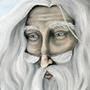 Albus Dumbledore by JoannaChlopek