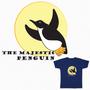 The Majestic Penguin by JoannaChlopek