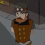 Reb Beard on the streets by Maximuspatrolius