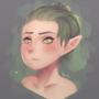 Elf boy by ElliesBean