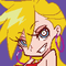 Panty and Stocking pixel art.