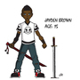 Jayden Brown - Good Girls, Bad Boys by qutino123