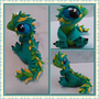 Baby dragon by Mariaan