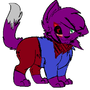 Kitty maxwell! by VeinstrikeTheDarkhog