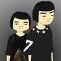 The Androgynous Asian Couple by andypdm