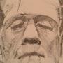 Boris Karloff as Frankenstein's Monster by ArtofArti