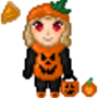 Halloween Icons - Pumpkin by TLOSpyrogirl