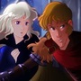 Amalthea and Prince Lir Redraw