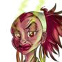 Gurun Gieri Voodoo Goddess by qualinwraith