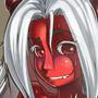 Miriam - Demon Girl redesign by ChrisArmin
