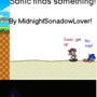 Random Sonic Comic Page 1 by LugiaTheWise96