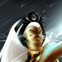 Storm by qualinwraith