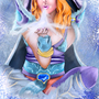 crystal maiden fanart by wraith8r