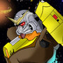 Gundam build fighters rwby by ultimateEman