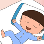 Sleeping Japanese Boy (Ver.2) by starisland