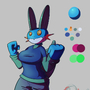 Swampert - Reference by DarkNeedle101