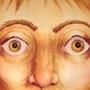 Golden stare