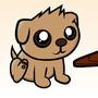 Puppy dawg by herrscheerkwast