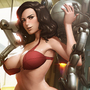 Fallout 4 - Nora by Tarakanovich