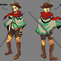 Bale Barletta Character reference by MackleNG