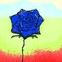Blu Rose by MattReveran