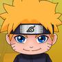 Chibi Uzumaki Naruto by johnleosamante