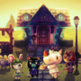 Animal Crossing Town
