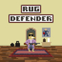 Rug Defender by TuxedoCatCartoons