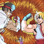 Ryu vs Ken by TopSpinThefuzzy