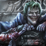 Joker Magneto by Alissandra