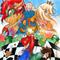 The Adventures of Duane and BrandO 's Mario 3 fanart illustration