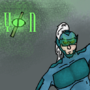 Sayon , A Hero by CosminGX