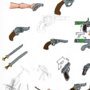 Practice: Armory 1 - Weapons by Emersomatic