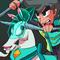 Chroma Black - Lai and Warrior Ibex