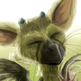 Trico speedpaint. by Smileykaya